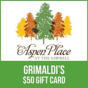 Grimaldi's $50 Gift Card