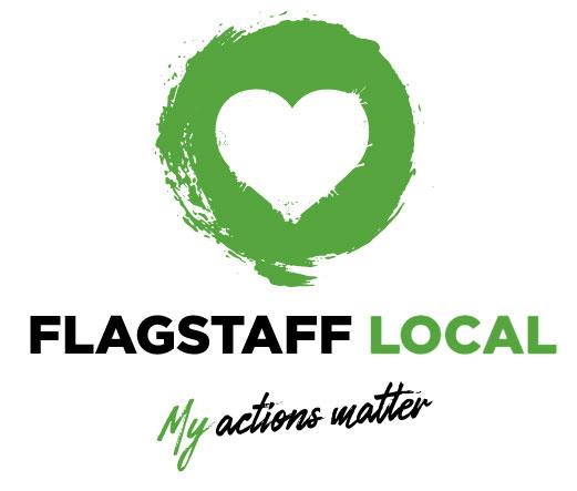 Flagstaff Local logo
